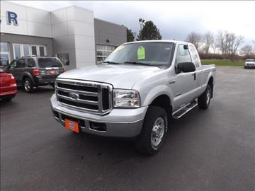 2007 Ford F-250 Super Duty for sale in Platteville, WI