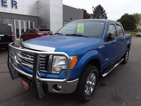 2012 Ford F-150 for sale in Platteville, WI