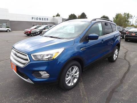 2018 Ford Escape for sale in Platteville, WI