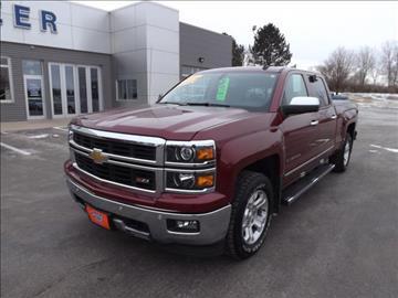 2014 Chevrolet Silverado 1500 for sale in Platteville, WI