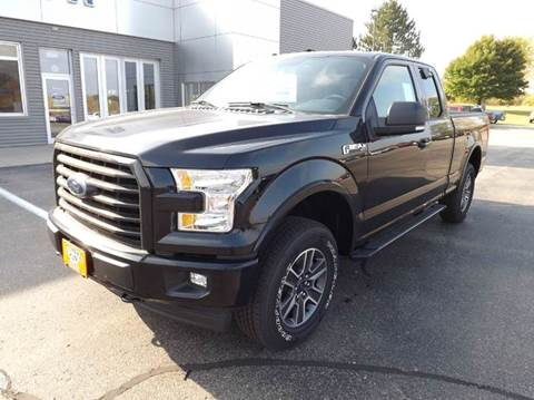 2017 Ford F-150 for sale in Platteville, WI