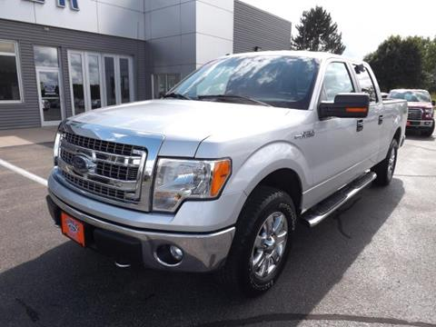 2014 Ford F-150 for sale in Platteville, WI