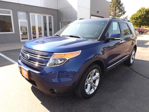2014 Ford Explorer for sale in Platteville, WI