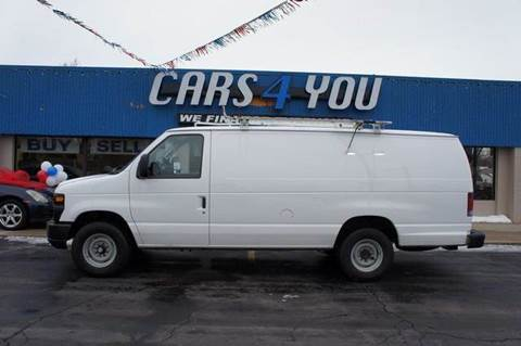 2010 Ford E-Series Cargo for sale in Waterford, MI