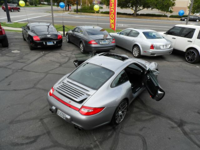 2011 Porsche 911 Carrera 4S Coupe - Salt Lake City UT