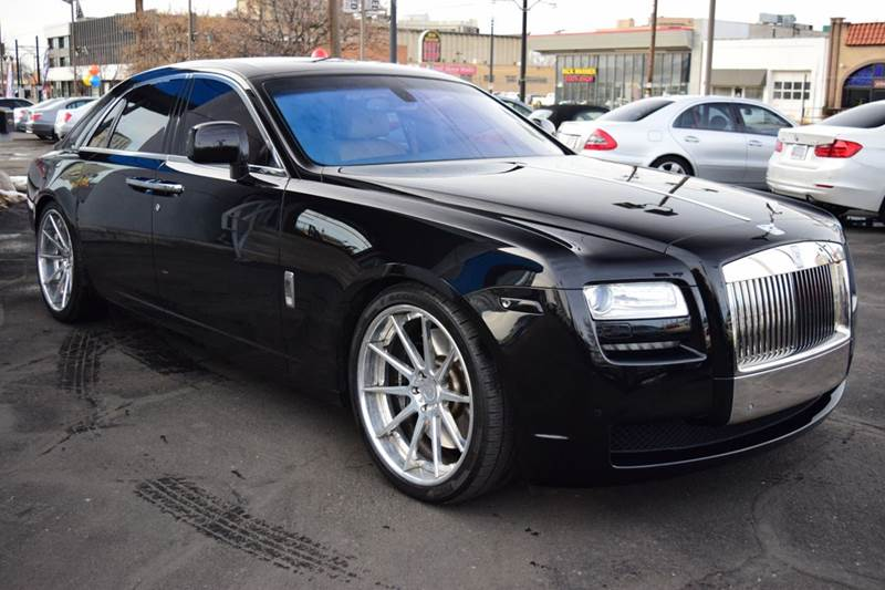 2010 Rolls-Royce Ghost Base 4dr Sedan - Salt Lake City UT