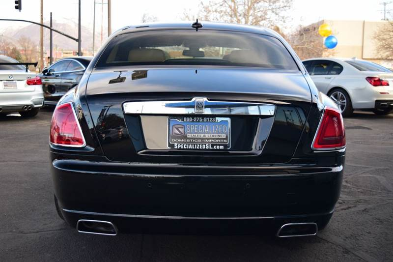 2013 Rolls-Royce Ghost Base 4dr Sedan - Salt Lake City UT