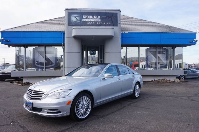 2010 mercedes benz s class s550 4matic awd 4dr sedan in for Mercedes benz of lindon utah