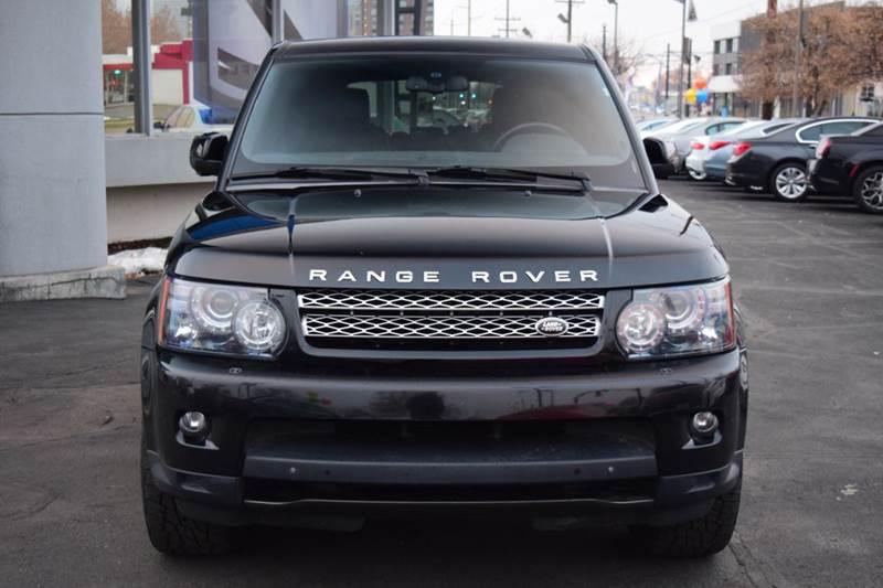 2013 Land Rover Range Rover Sport HSE LUX 4x4 4dr SUV - Salt Lake City UT