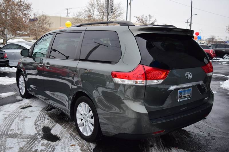 2014 Toyota Sienna Limited 7-Passenger 4dr Mini Van - Salt Lake City UT