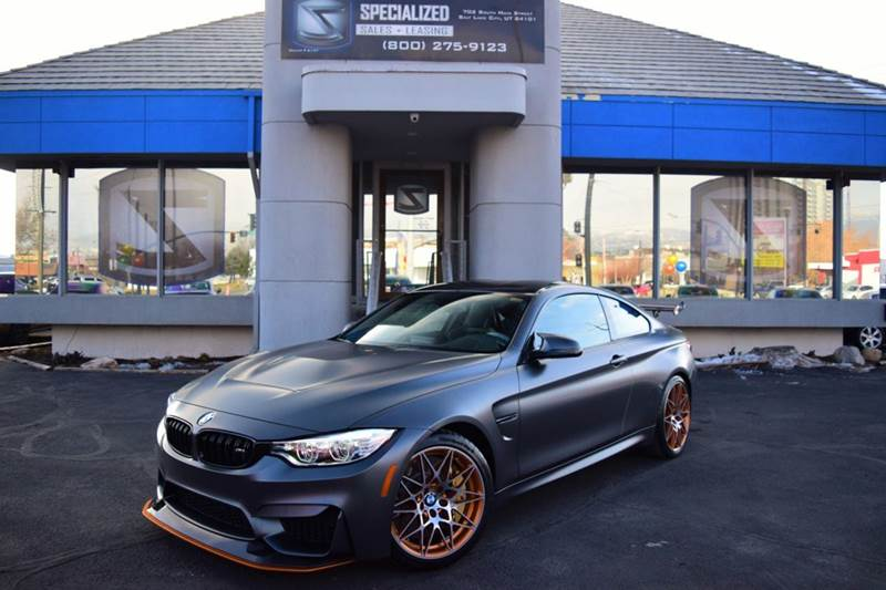 2016 BMW M4 GTS 2dr Coupe - Salt Lake City UT