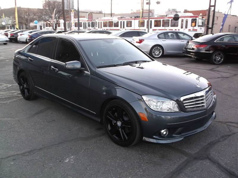 2010 mercedes benz c class c300 luxury 4matic awd 4dr