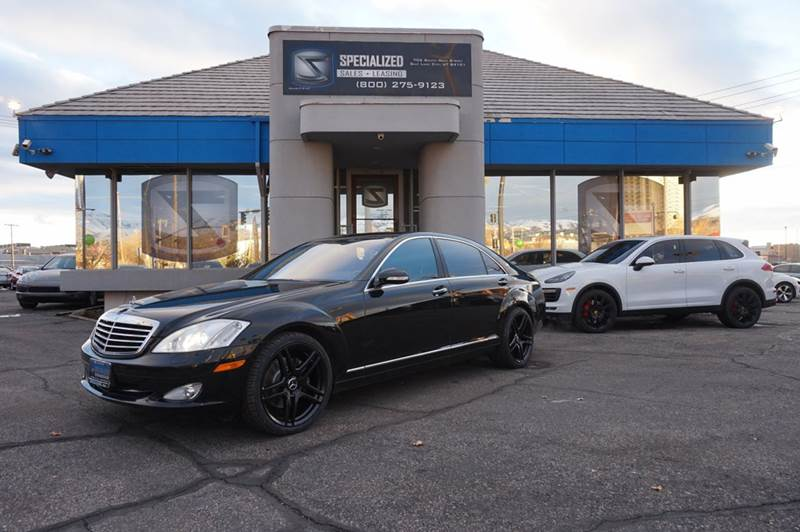 2009 mercedes benz s class s550 4dr sedan in salt lake for Mercedes benz utah