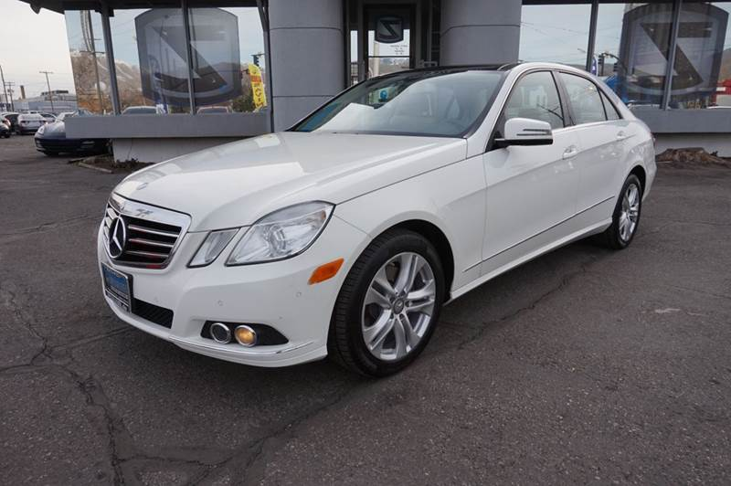 2010 mercedes benz e class e350 luxury 4matic awd 4dr for 2010 mercedes benz e350 4matic