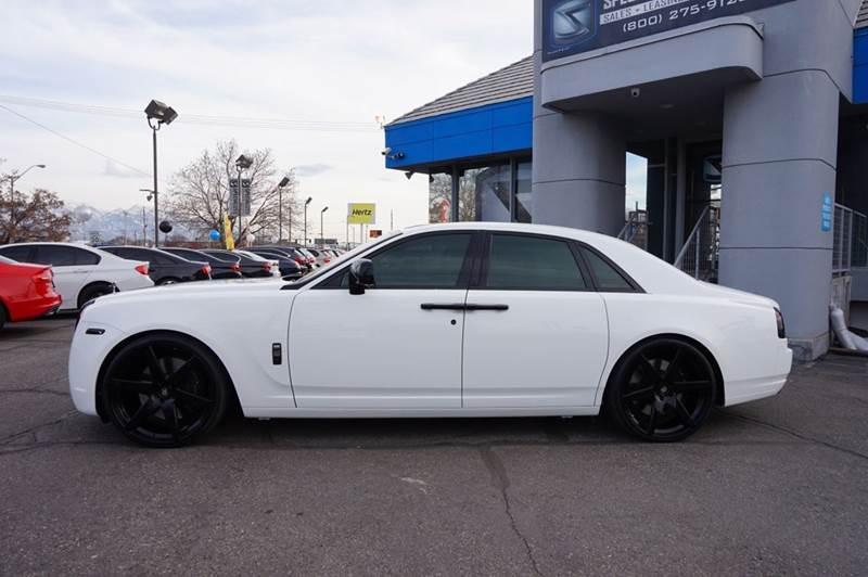 2010 Rolls-Royce Ghost 4dr Sedan - Salt Lake City UT
