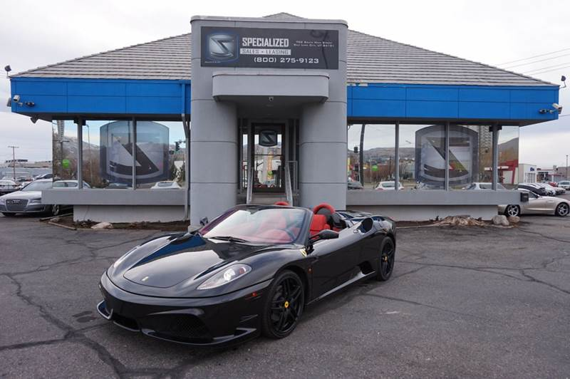 2007 ferrari f430 f1 spider 2dr convertible in salt lake city ut specialized sales leasing. Black Bedroom Furniture Sets. Home Design Ideas
