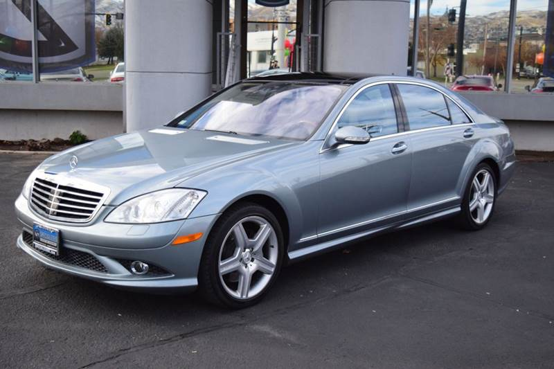 2008 mercedes benz s class s550 4matic awd 4dr sedan in salt lake city ut specialized sales. Black Bedroom Furniture Sets. Home Design Ideas