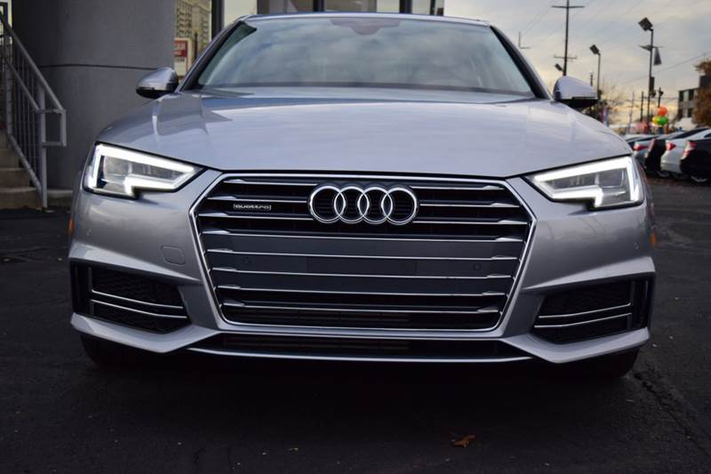 2017 audi a4 2 0t quattro premium plus awd 4dr sedan 7a in salt lake city ut specialized sales. Black Bedroom Furniture Sets. Home Design Ideas