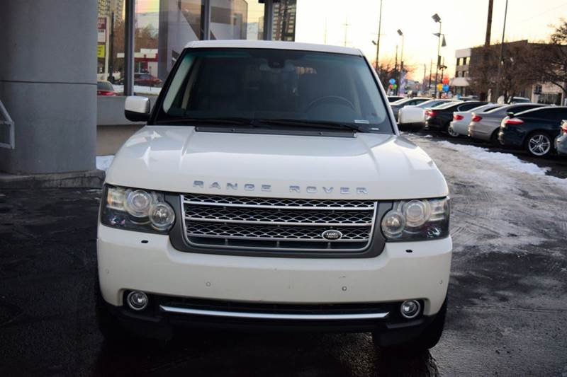 2010 Land Rover Range Rover Supercharged 4x4 4dr SUV - Salt Lake City UT