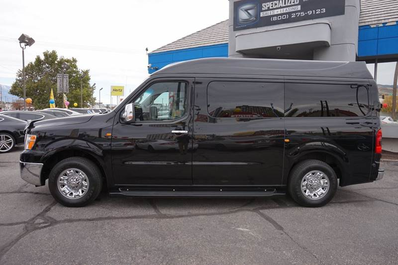 2012 nissan nv passenger 3500 hd sv 4dr passenger van 4. Black Bedroom Furniture Sets. Home Design Ideas