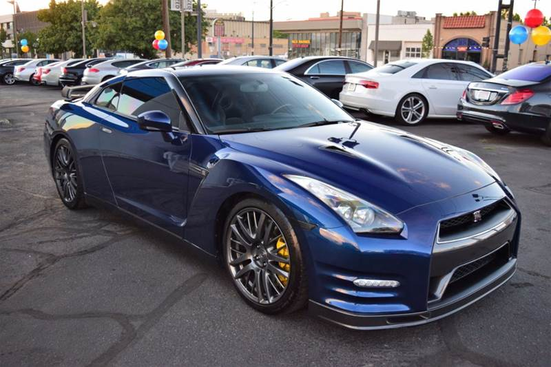2014 Nissan Gt R Track Edition AWD 2dr Coupe In Salt Lake City UT