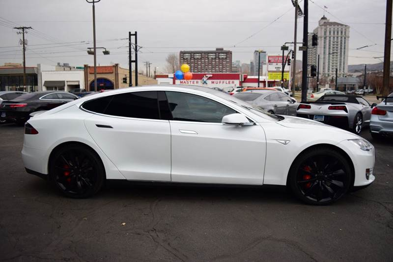 2015 Tesla Model S P85D AWD 4dr Liftback - Salt Lake City UT
