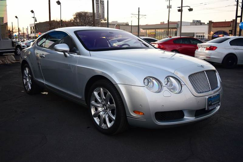2004 Bentley Continental GT Base 2dr Turbo Coupe - Salt Lake City UT