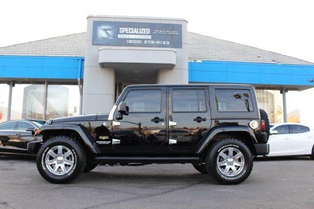 2013 jeep wrangler unlimited sahara 4x4 4dr suv for sale in salt lake city ogden provo. Black Bedroom Furniture Sets. Home Design Ideas