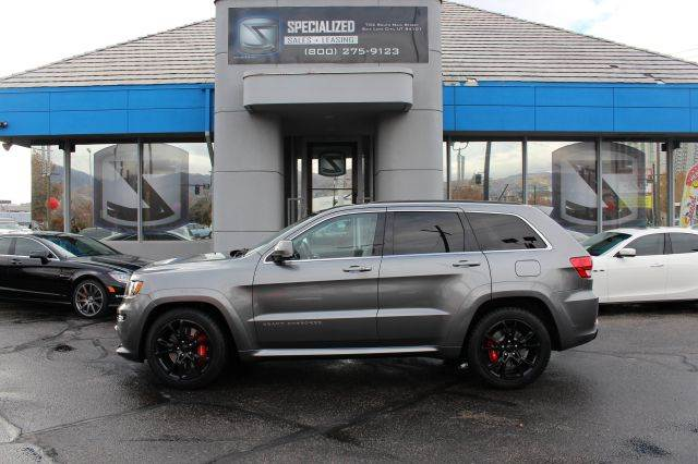 Used 2012 Jeep Grand Cherokee In Milbank Sd At Gesswein