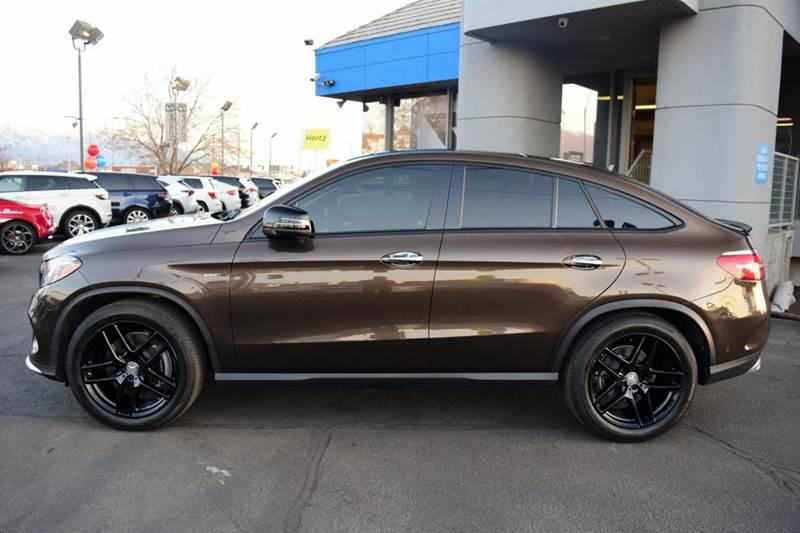 2016 Mercedes-Benz GLE GLE 450 AMG AWD Coupe 4MATIC 4dr SUV - Salt Lake City UT