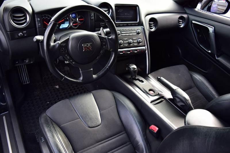 2013 Nissan GT-R Premium AWD 2dr Coupe - Salt Lake City UT