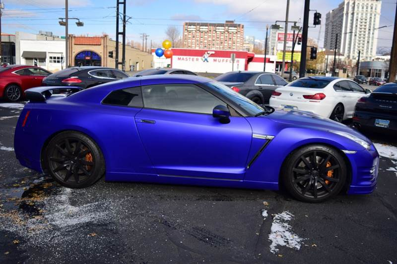 2013 Nissan GT-R Premium AWD 2dr Coupe - Salt Lake City UT