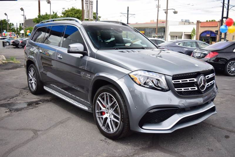 2017 mercedes benz gls amg gls 63 awd 4matic 4dr suv in for Mercedes benz gls suv 2017