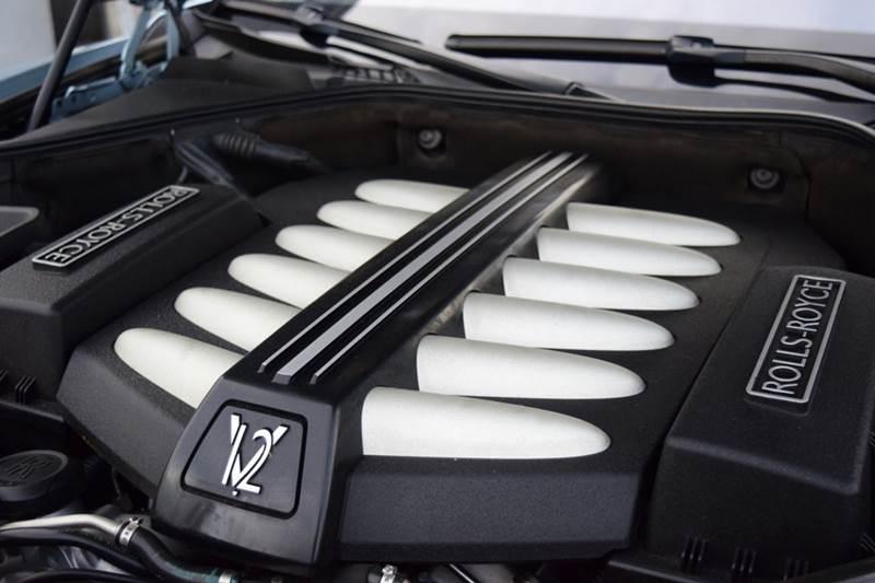 2012 Rolls-Royce Ghost Base 4dr Sedan - Salt Lake City UT
