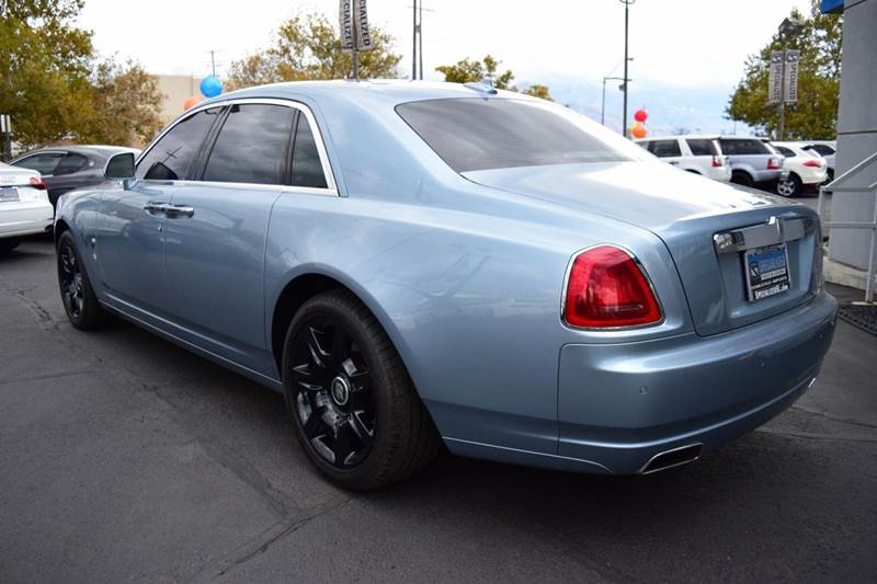 2012 Rolls-Royce Ghost Base 4dr Sedan - Salt Lake City UT