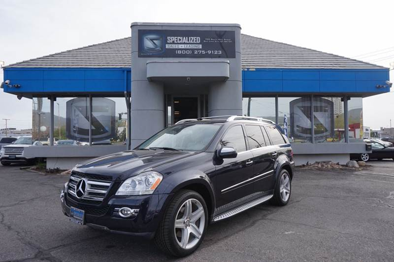 2009 mercedes benz gl class gl550 4matic awd 4dr suv in for Mercedes benz utah