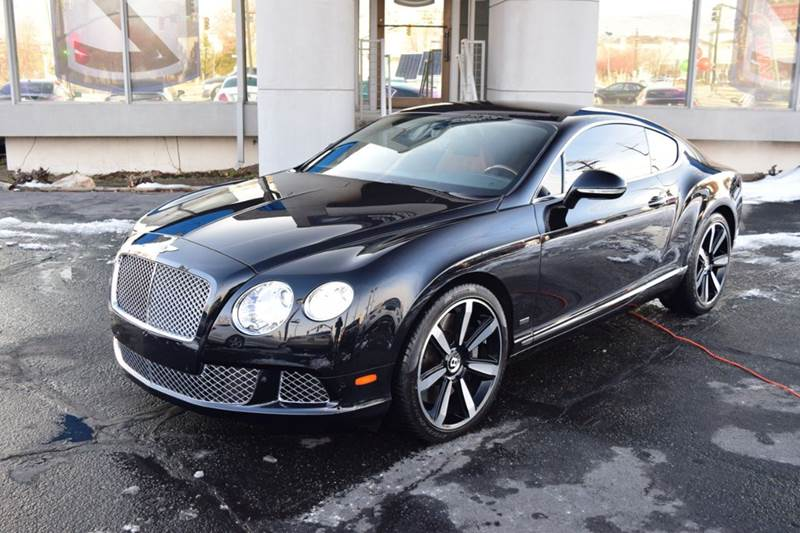 2013 Bentley Continental GT 2013 Bentley Continental GT ...