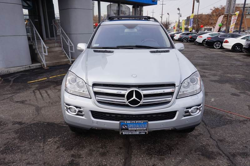 2008 mercedes benz gl class gl450 4matic awd 4dr suv in for Mercedes benz gl450 lease