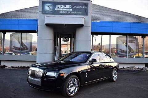 2013 Rolls-Royce Ghost for sale in Salt Lake City, UT