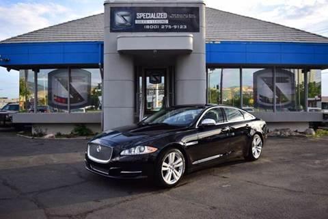 2014 Jaguar XJL for sale in Salt Lake City, UT