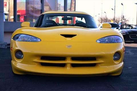 2001 Dodge Viper