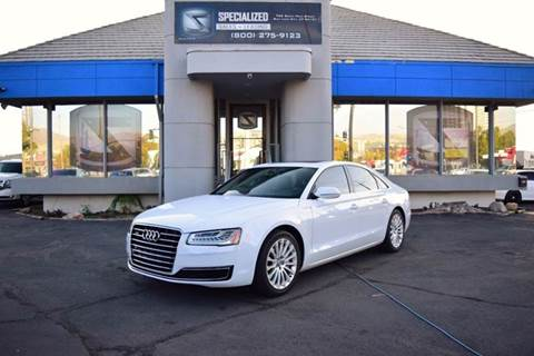 2015 Audi A8 for sale in Salt Lake City, UT