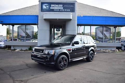 2013 Land Rover Range Rover Sport