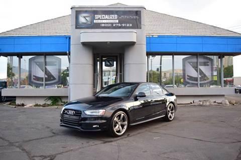 2014 Audi S4 for sale in Salt Lake City, UT