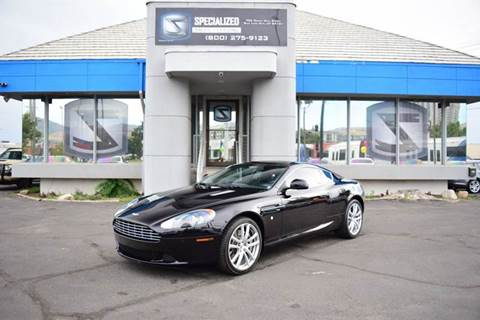 2011 Aston Martin DB9 for sale in Salt Lake City, UT