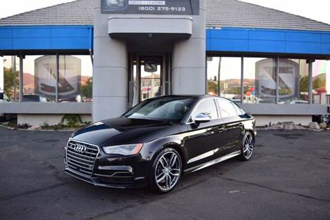 2015 Audi S3 for sale in Salt Lake City, UT