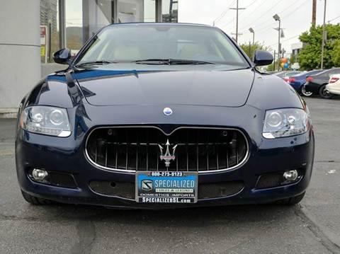 2012 Maserati Quattroporte