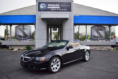 Bmw 6 Series For Sale Carsforsale Com