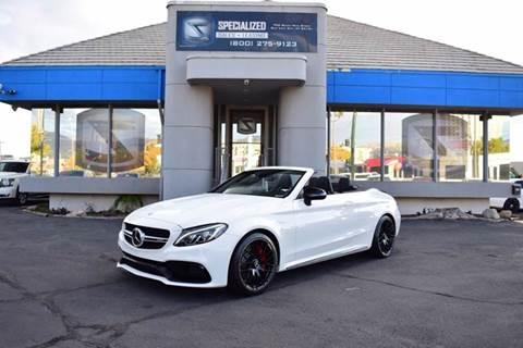 2017 Mercedes-Benz C-Class for sale in Salt Lake City, UT