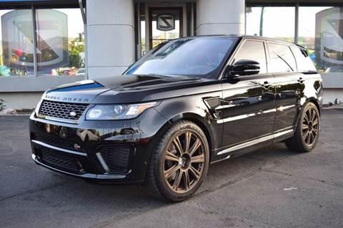 2016 Land Rover Range Rover Sport